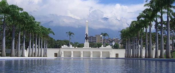 Caracas y sus monumentos