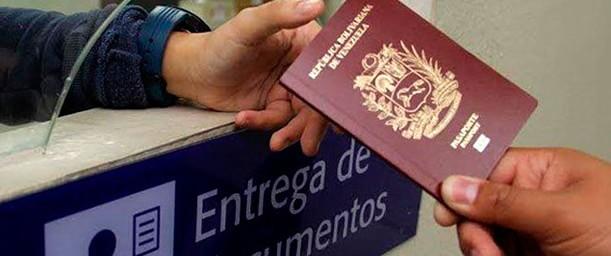 Renovación de pasaporte venezolano, Requisitos y Pasos