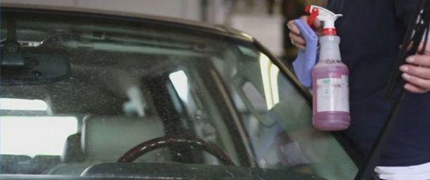 Mantenimiento y cambio para los vidrios del carro