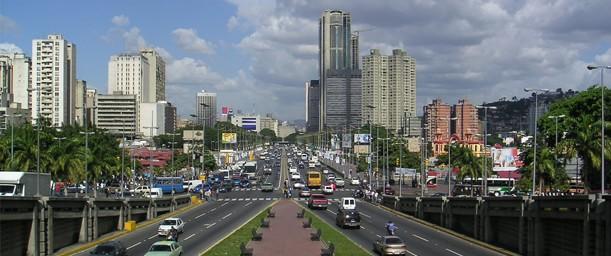 Las grandes empresas de Caracas