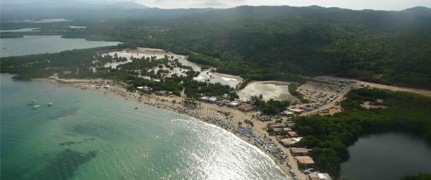De turismo por Miranda