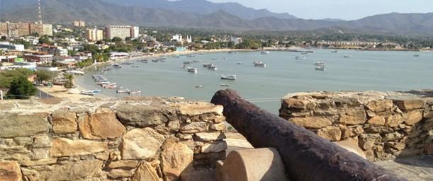 De turismo por Margarita