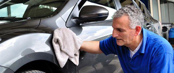 Consejos para mantener la pintura del vehículo