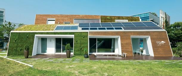 Materiales para integrar a la construcción ecológica