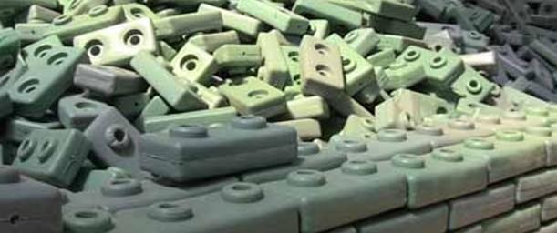 La construcción a partir de material reciclado