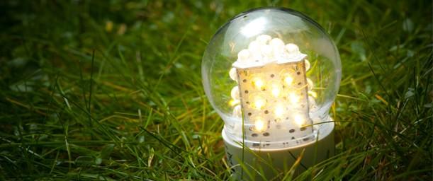 Qué es y origen de la iluminación LED
