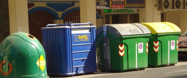 Comunidades, recolección de basura en base a la ecología