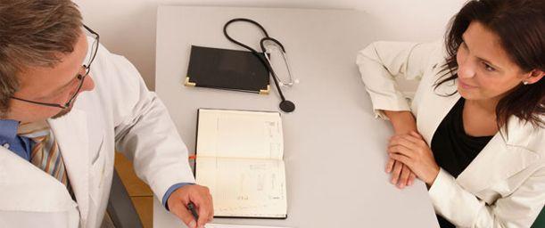 Control médico para la mujer