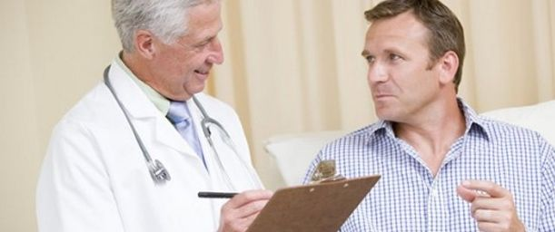 Qué exámenes médicos deben hacerse los caballeros