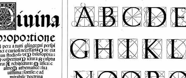 Origen de la tipografía