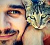 La relación del hombre con el gato como mascota
