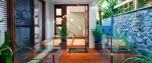 10 consejos de Feng Shui para la entrada del hogar