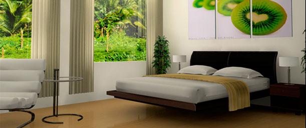 10 consejos del Feng Shui para el dormitorio