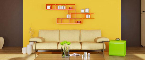 Colores recomendados para pintar hogares