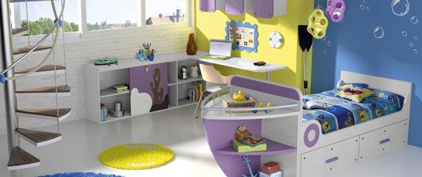 10 Consejos para la habitación de un niño