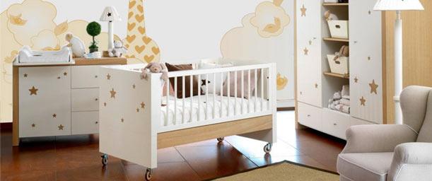 Decorar la habitación del nuevo bebé