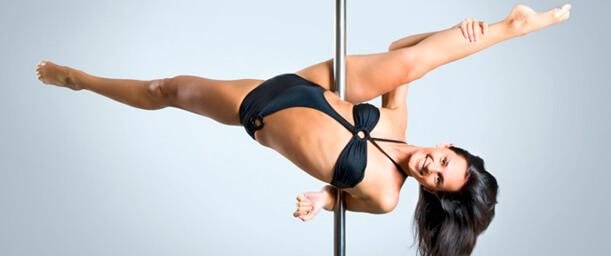 El Pole Dance como ejercicio físico