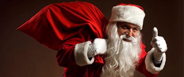 ¿Papá Noel, Santa Claus o San Nicolás?