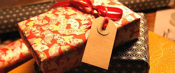 Consejos para regalar en Navidad