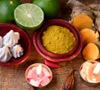 Alimentos con propiedades antibacteriales