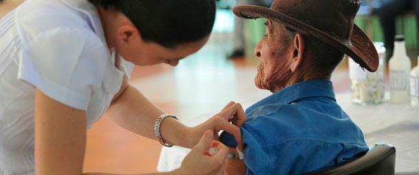 Vacunas más comunes en ancianos