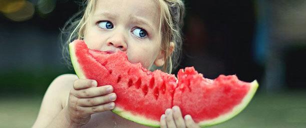 Consejos para introducir frutas en la alimentación infantil