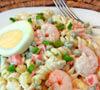 La pasta, una alternativa en ensaladas